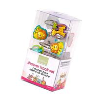 Kushies Baby Jungle Themed Shower Hooks  12 Pieces