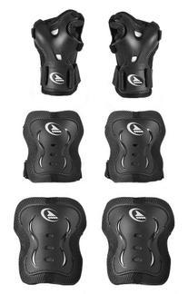 Rollerblade Bladegear XT Junior 3 Pack Protective Gear, Knee