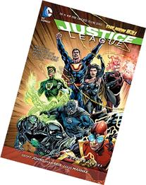 Justice League Vol. 5 :  Forever Heroes