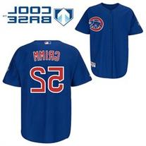 Justin Grimm Chicago Cubs Alternate Royal Authentic Cool