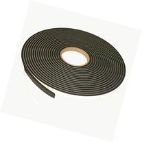 JVCC SCF-02 Single Coated PVC Foam Tape: 1/4 in. thick x 1/2