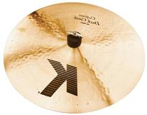 "Zildjian K Custom 16"" Dark Crash Cymbal"