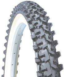 Kenda K850 Aggressive MTB Wire Bead Bicycle Tire, Blackskin