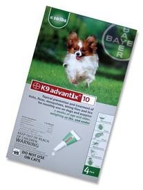K9 Advantix Flea Control for Dogs up to 10 Pounds
