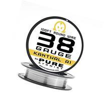 38g - PURE ATOMIST 38 Gauge kanthal A1 Wire 100' Roll - 38