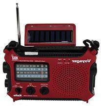 Kaito KA500RED 5-Way Powered Emergency AM/FM/SW Weather