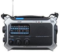 Kaito KA550 Portable Solar / Hand Crank AM/FM, Shortwave &