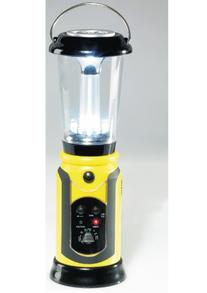 Kaito KA751 8-in-1 Wind-up Multi-functional Camping Lantern