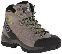 Scarpa Women's Kailash GTX Hiking Boot, Taupe/Acid, 38.5 EU/
