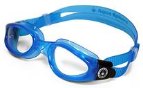 Aqua Sphere Kaiman Small Fit - Blue Lens - Small Size - UVA
