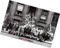 Art Kane A Great Day in Harlem Jazz Portrait 1958 Art Print