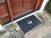 NFL Kansas City Chiefs Medallion Door Mat