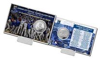 Kansas City Royals 2014 Playoff Celebration Silver