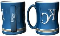 Kansas City Royals Sculpted Coffee Mug