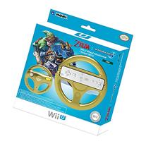 HORI Mario Kart 8 Racing Wheel Link for Nintendo Wii U and