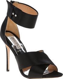 Badgley Mischka Women's Kassie Dress Sandal,Black,6 M US