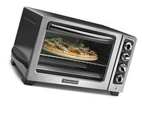 "KitchenAid KCO234CCU 12"" Convection Countertop Oven with"