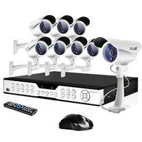 ZMODO KDH6-DASFZ8ZN-1TB 16 Channel H.264 Security DVR  with