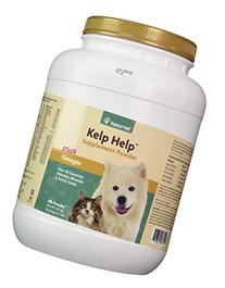 NaturVet Kelp Help Plus Omegas for Dogs and Cats, 4 lb
