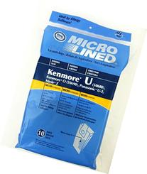 Home Care Products Kenmore 50688 Micro Lined Paper Bags, 10-