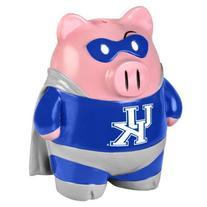 Kentucky Wildcats Piggy Bank - Large Stand Up Superhero