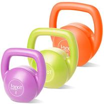Tone Fitness Kettlebell Body Trainer Set with DVD, 30 lbs