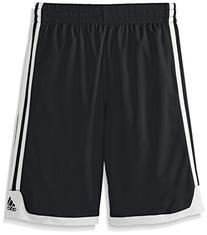 adidas Big Boys' Key Item Short, Black, X-Large/18