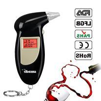 BACtrack Keychain Breathalyzer Portable Keyring Breath
