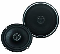 Kenwood KFCX173 Excelon 6.5-Inch 2-Way Flush Mount Speakers