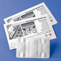 KICTeam Waffletechnology Smart Card Reader Cleaning Card, 40