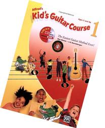 Kid's Guitar Course, Book 1