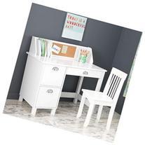 Kid Kraft Study Desk with Drawers