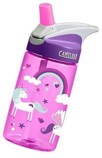 CamelBak 0.4-Liter Kids Bottle, Rainbow Unicorns