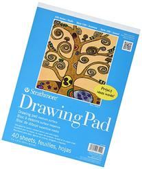 Strathmore Kids Drawing Tape Bound Paper Pad 9 X 12 Inches