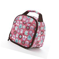 Fit & Fresh Kids Insulated Gabby Lunch Bag, Pink