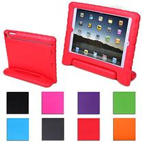 HDE iPad Air Case for Kids Protective Shock Proof Bumper Cover with Handle Stand for Apple iPad Air 1 - 2013 Release 1st Generation