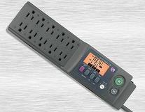 Kill A Watt Ps-10 Electricity Monitor And Surge Protector-