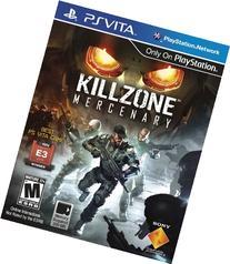 Sony Killzone Mercenary Vita MPN: 22022
