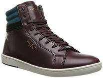 Ted Baker Men's Kilma Fashion Sneaker,Dark Red Leather,7 M