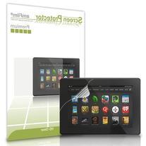amFilm® Kindle Fire HD 7-Inch  HD Clear  Premium Screen
