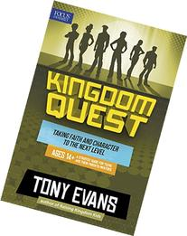 Kingdom Quest: A Strategy Guide for Kids and Their Parents/