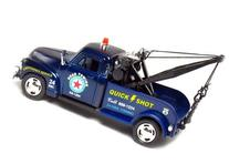 Kinsmart 1953 BLUE Chevy 3100 Tow Truck 1:38 Scale