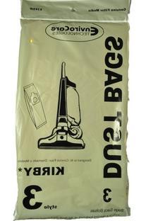 Kirby Heritage II Series Vacuum Cleaner Sweeper Bags
