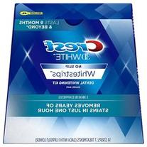 Crest 3D 1 Hour Express Dental Whitening Strips Kit - 14