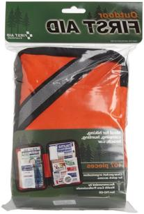 First Aid Only 107 Piece Outdoor First Aid Kit, Soft Case
