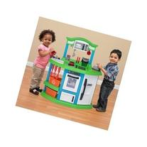 Kitchen Play Set Children Toddler Kids Pretend Cooking