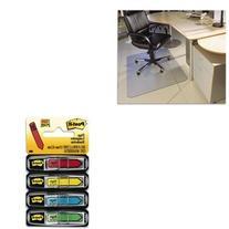 KITFLR1215219ERMMM684SH - Value Kit - Floortex ClearTex