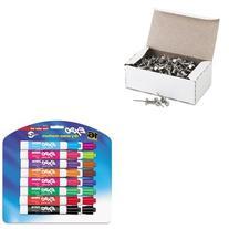 KITGEMCPAL5SAN81045 - Value Kit - Gem Aluminum Head Push