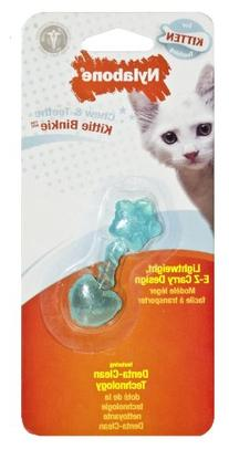 Nylabone Kitten Chew 'n Teethe Kitty Binkie