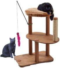 Solvit Kitty'scape Basic Kit Play Structure for Cats